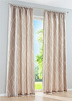 Draperie jacquard (1buc/pac) nisipiu bpc living bonprix collection 12