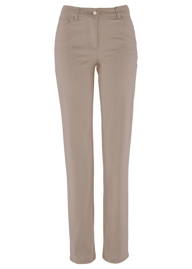 a3ac330b Spodnie ze stretchem