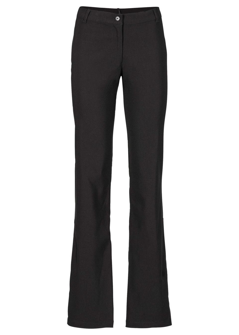 Pantaloni bootcut bonprix
