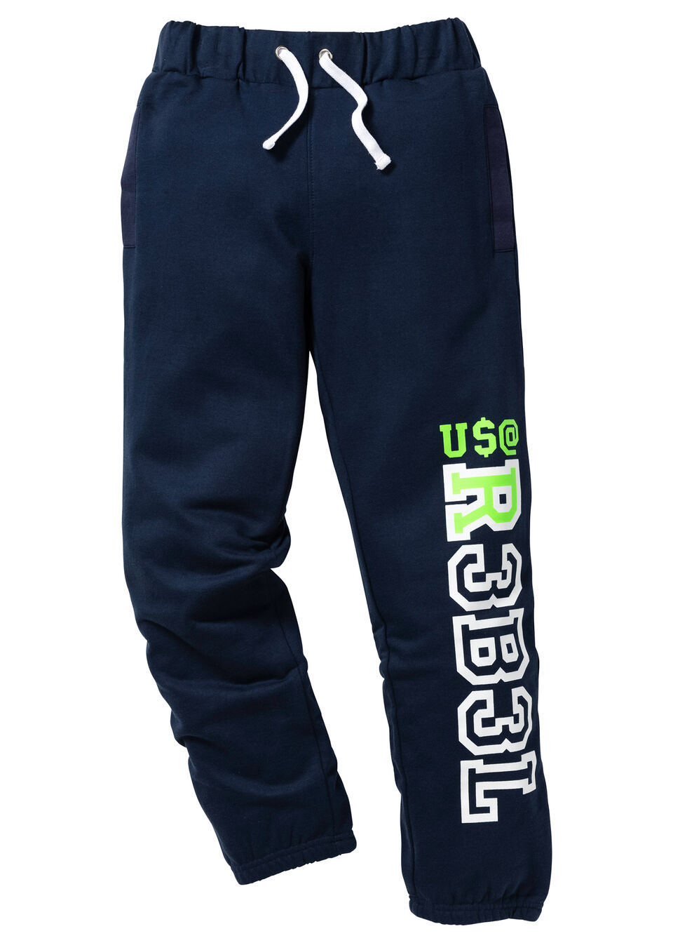 Pantaloni sport cu imprimeu bonprix