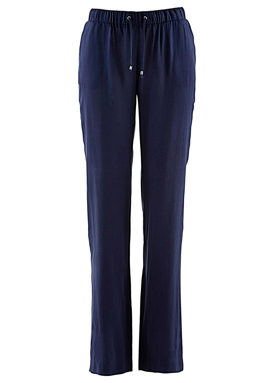 Pantaloni cu bată elastică bonprix