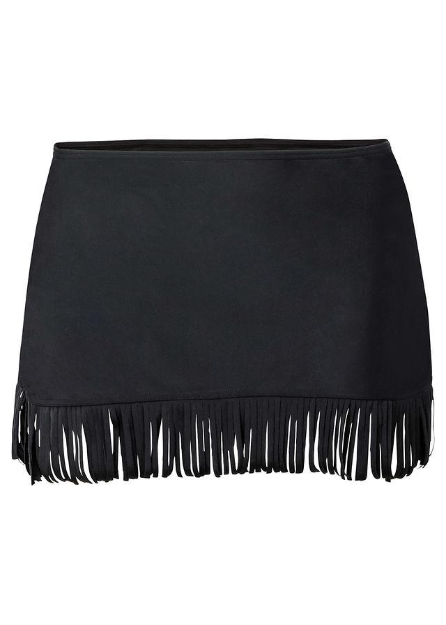 9bacdf7cb054 Bikinové nohavičky so sukňou čierna • 12.99 € • bonprix