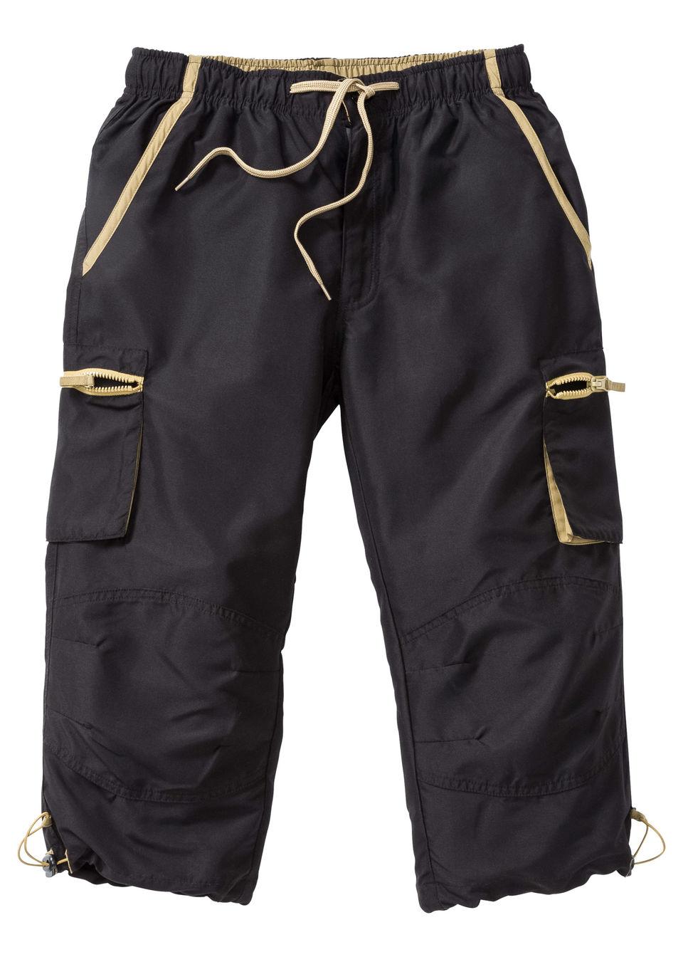 Pantaloni 3/4, Regular Fit bonprix