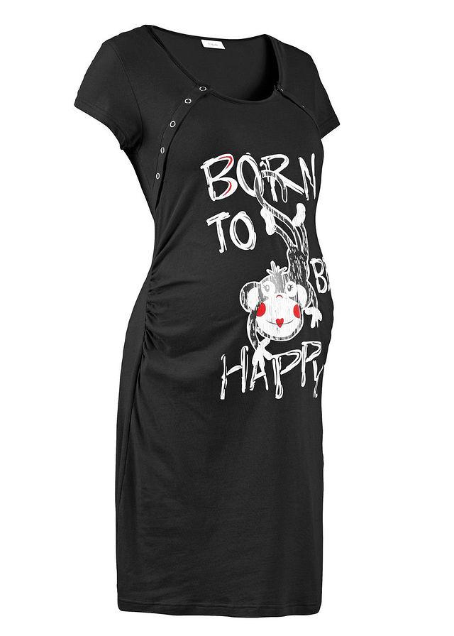 Nočná košeľa na dojčenie, bio bavlna