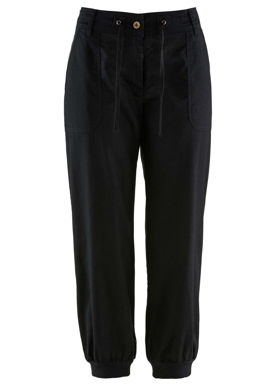 Pantaloni 3/4 cu in bonprix