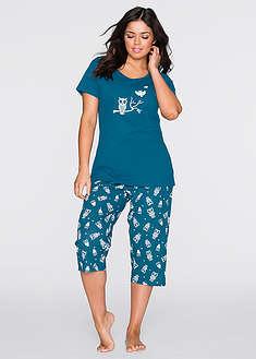 b4bfe1280312fa Piżama z krótkim rękawem i spodniami 3/4 54,99 zł .