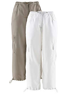 Pantaloni 7/8 (2buc/pac) bpc bonprix collection 38