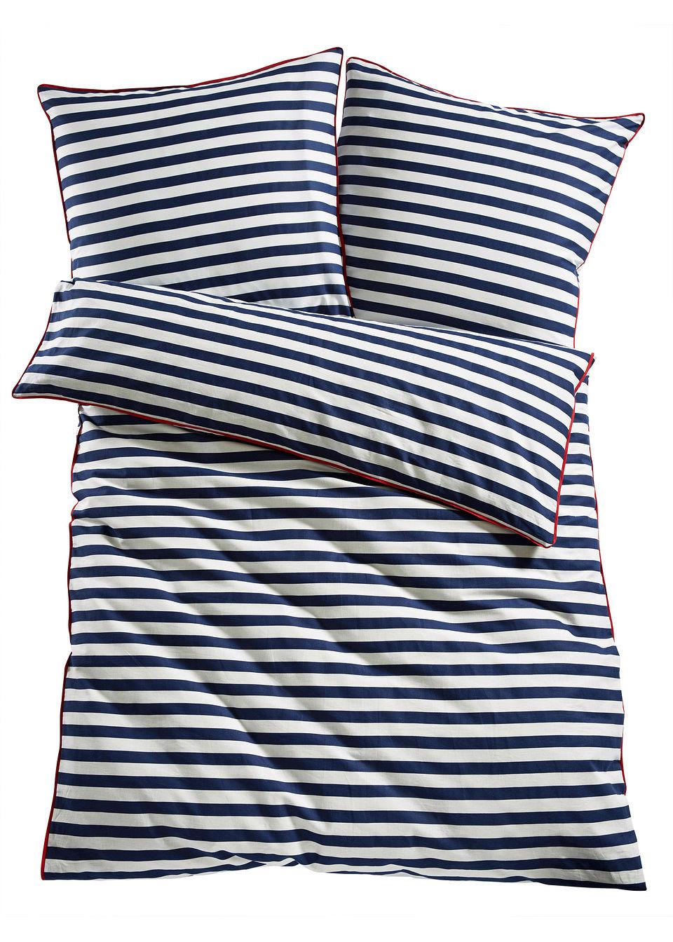 Постельное белье «Морская полоска»
