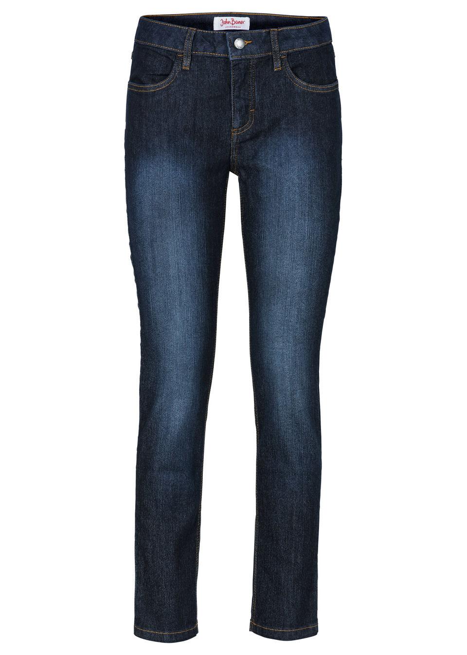 Jeans stretch 7/8 bonprix