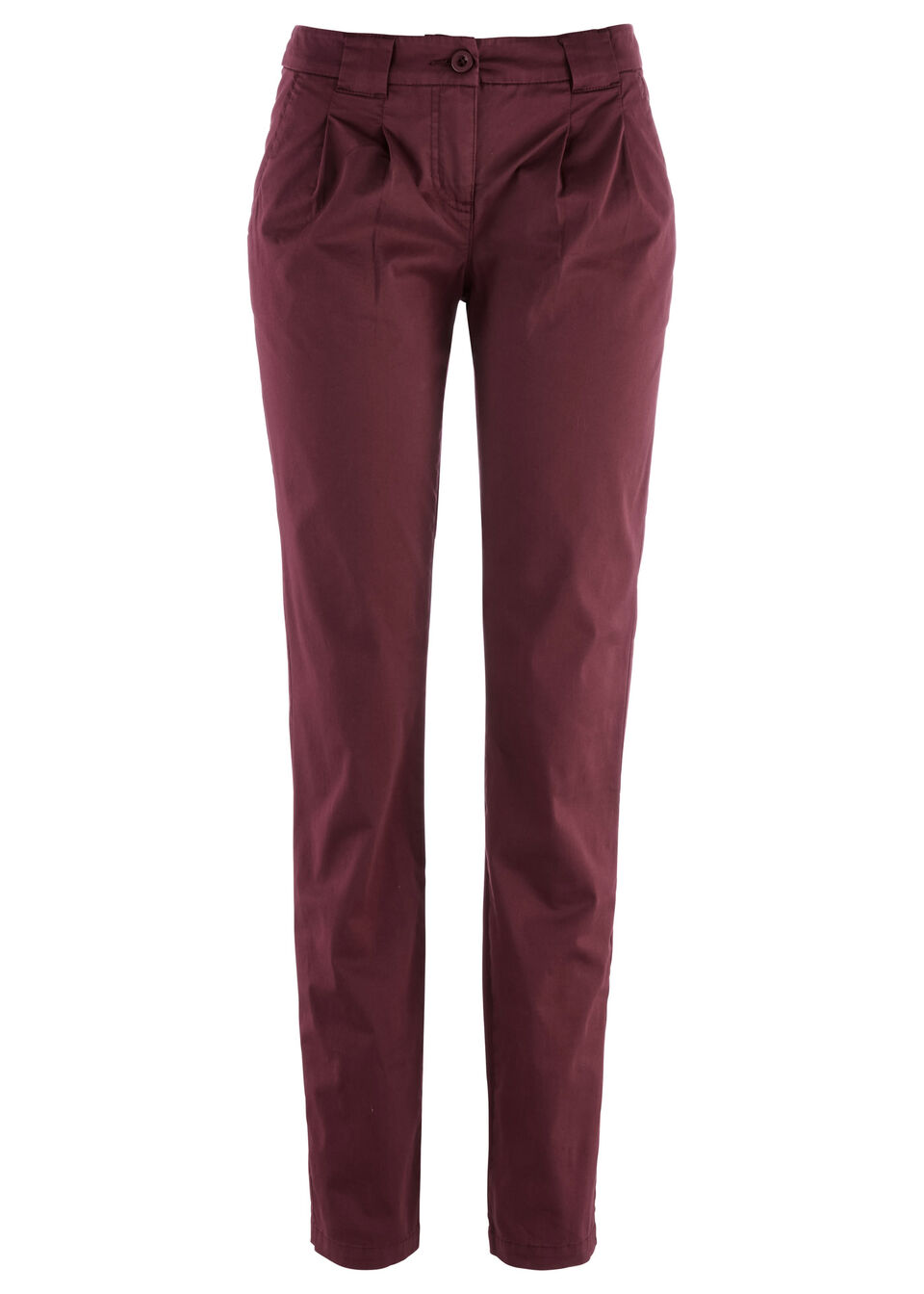 Pantaloni chino stretch bonprix