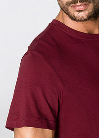 Tricou (3buc/pac) bordo+verde inchis+alb bpc bonprix collection 4