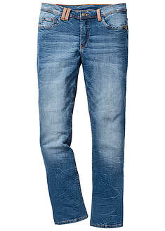dzinsy-ze-stretchem-regular-fit-bootcut-John Baner JEANSWEAR