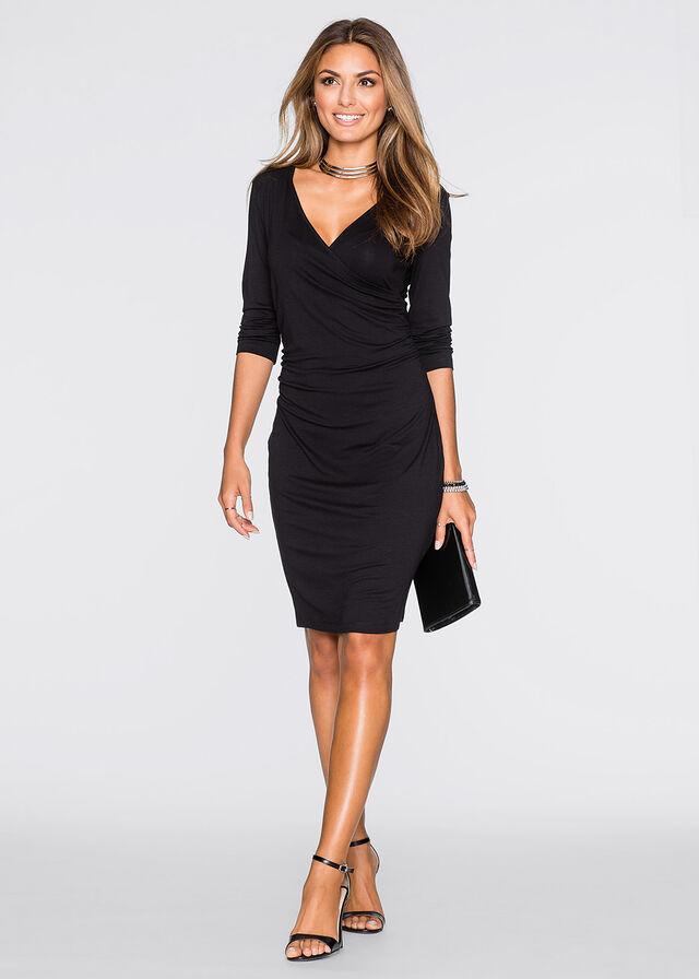 b1b0463c3 Šaty čierna Malé čierne z • 12.99 € • bonprix