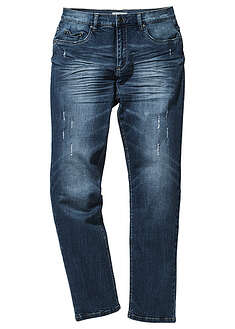 dzinsy-ze-stretchem-slim-fit-straight-John Baner JEANSWEAR