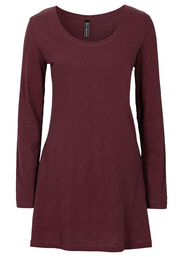 9d017575a1 Dlhé tričko javorovo červená Dĺžka vo veľ • 7.99 € • bonprix