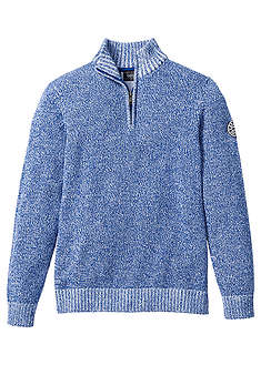 sweter-ze-stojka-regular-fit-bpc bonprix collection