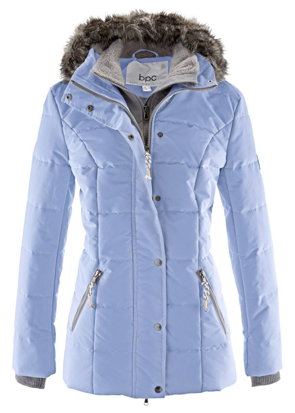 Zimná bunda, 2-v-1 vzhľad bonprix