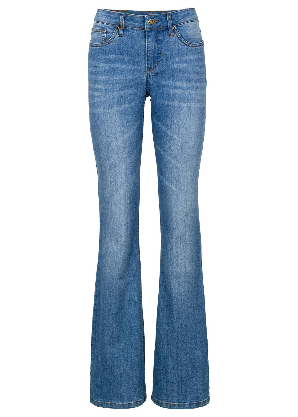 Jeans stretch Bootcut bonprix