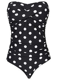 Costum baie shape, nivel 1 negru/alb bpc selection 0