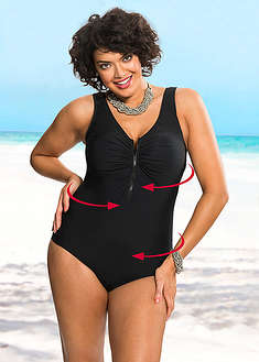 Costum de baie modelator, nivel 1-bpc bonprix collection
