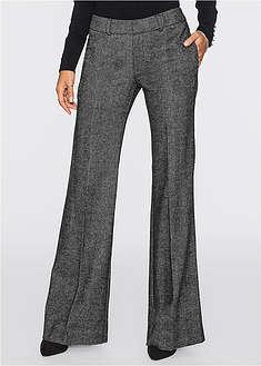 Spodnie z szerokimi nogawkami-BODYFLIRT