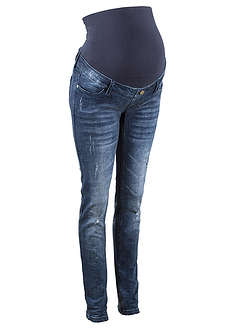 Jeans gravide destroy, skinny bpc bonprix collection 18