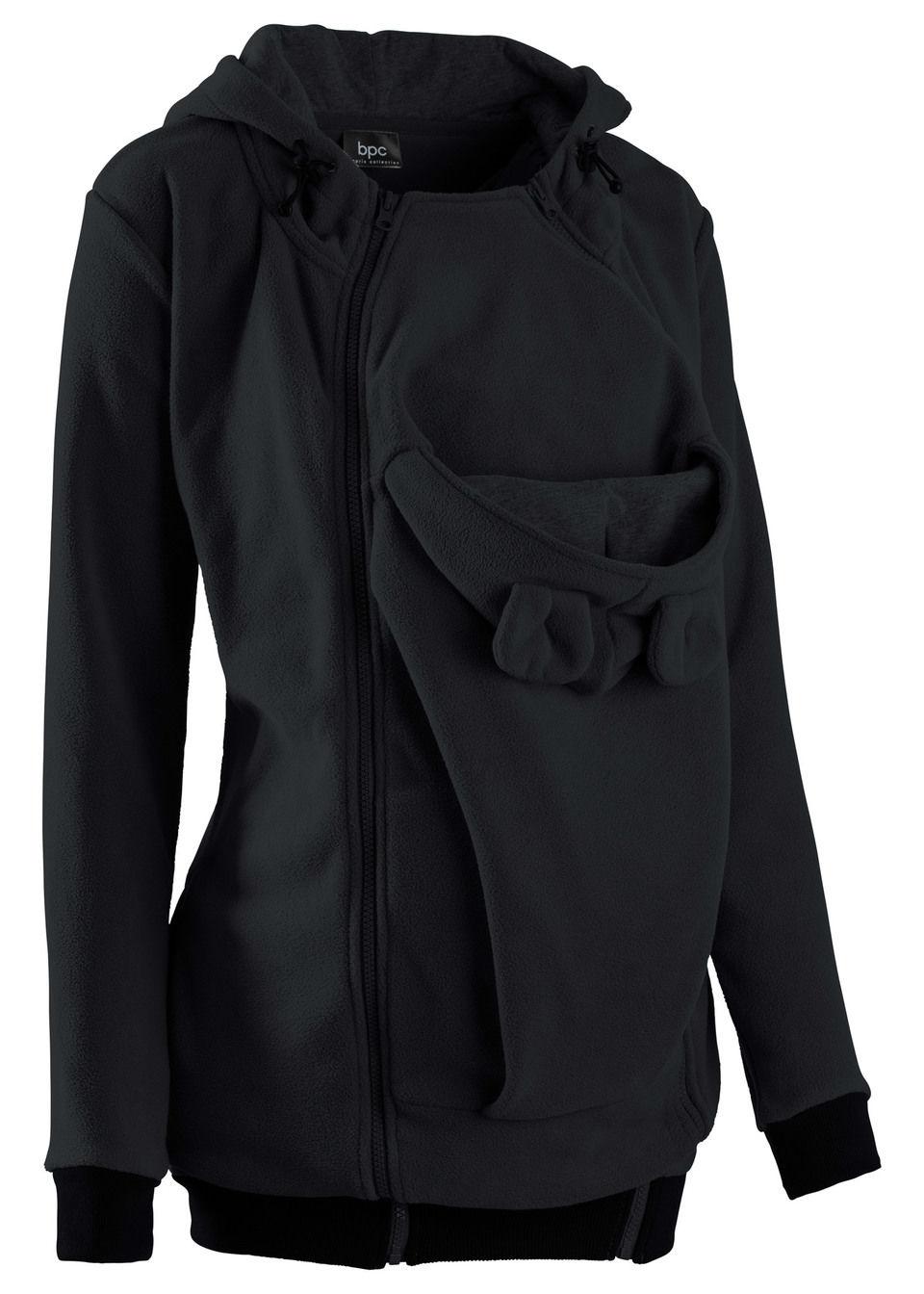 Куртка для беременных и молодых мам с карманом для малыша от bonprix