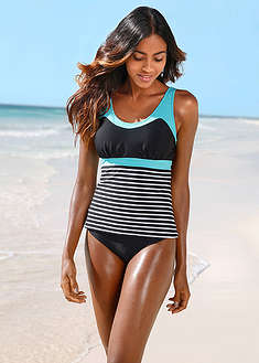 Costum de baie Tankini, 2 piese bpc bonprix collection 50