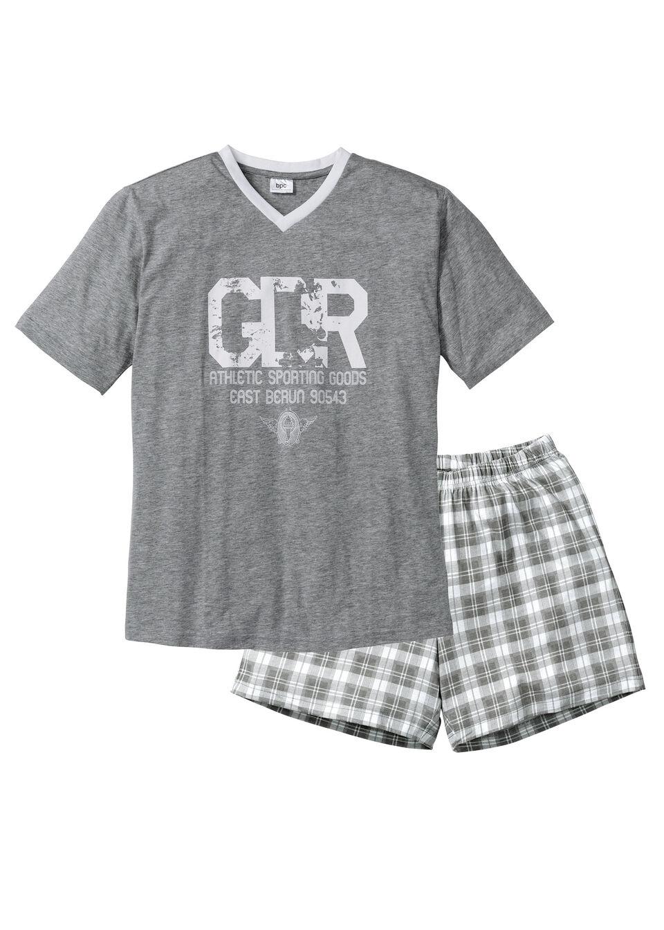 Pijama scurtă bonprix