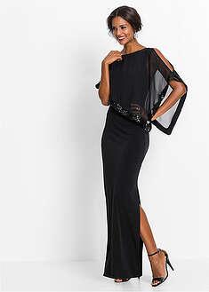 Šaty s flitrami-BODYFLIRT boutique
