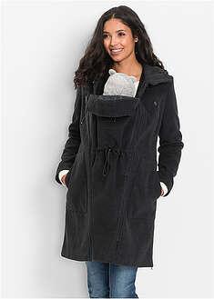 Materský kabát s rozšírením na bábätko (vpredu i vzadu)-bpc bonprix  collection ba4bce3b55b