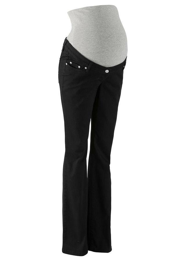 ba1863e69b Tehotenské nohavice čierna Pár týchto • 24.99 € • bonprix