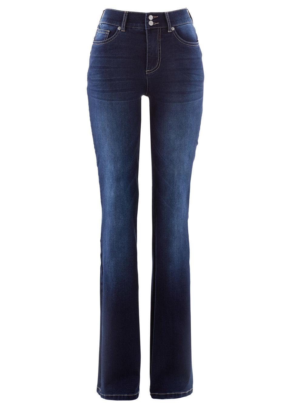 Стройнящие джинсы Bootcut