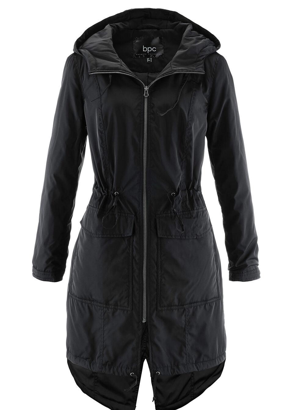 Непринужденная куртка на легкой ватиновой подкладке