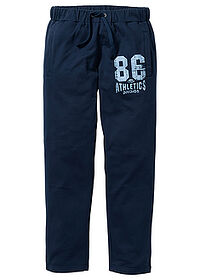 Pantaloni de jogging bleumarin bpc bonprix collection 0