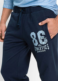 Pantaloni de jogging bleumarin bpc bonprix collection 4