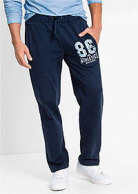 Pantaloni de jogging bleumarin bpc bonprix collection 1