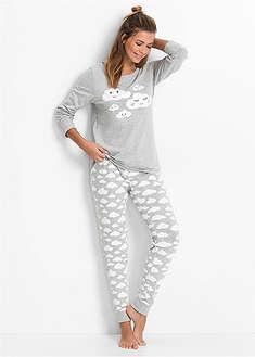 Pijama bumbac bio-RAINBOW