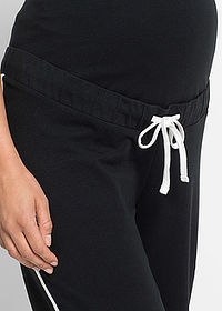 Pantaloni sport de gravide negru bpc bonprix collection 5