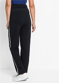 Pantaloni sport de gravide negru bpc bonprix collection 2