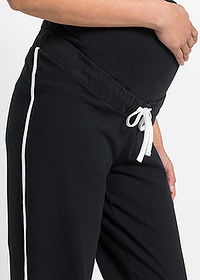 Pantaloni sport de gravide negru bpc bonprix collection 4