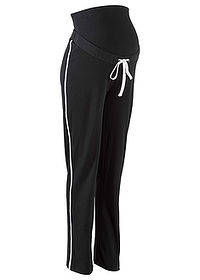 Pantaloni sport de gravide negru bpc bonprix collection 0