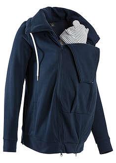 34db9bac2d Kismama póló (2 db-os csomag) sötétkék/szürke melírozott • 5598.0 Ft ...
