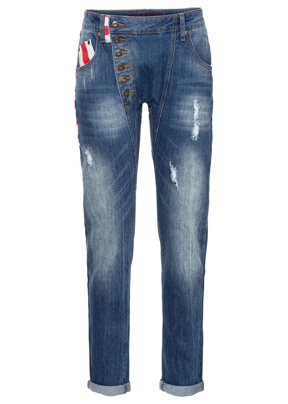 Jeans boyfriend bonprix