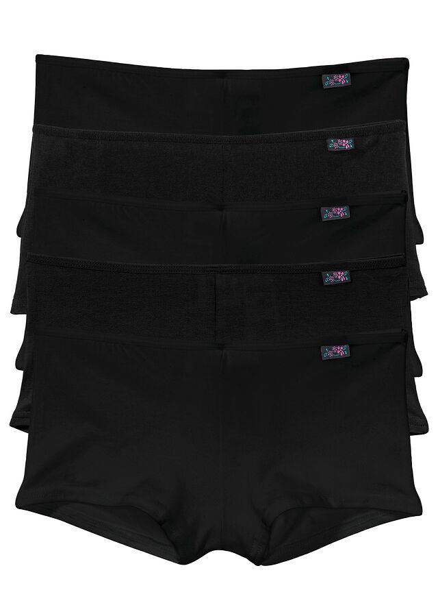 Száras női alsó (5 db-os csomag) fekete • 3495.0 Ft • bonprix aefb2ca03d