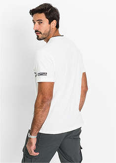 Shirt z dekoltem henley 2w1 bpc selection 35