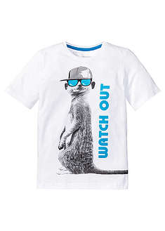 Tricou cu print cool-bpc bonprix collection