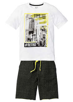 Tricou + bermude (set/2piese)-bpc bonprix collection