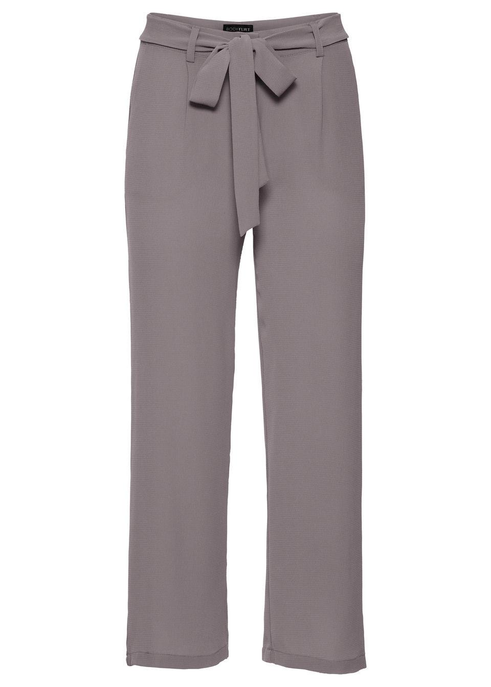 Pantaloni 7/8, croi larg bonprix