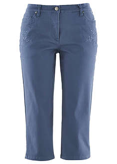 Pantaloni capri stretch bpc bonprix collection 14